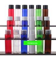 1000 шт. / Лот Пустой пластиковый 30 мл косметическая жидкая лосьон бутылки бутылки эмульсионные бутылки эмульсии