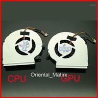 FANS COOLINGS PAAD015SL DC5V 0.55A 3Pin Ventilador para MSI MS-16J2 MS-16J1 MS-16J5 MS-1792 CPU GPU Refrigerador Fan1
