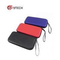 Syytech 3 ألوان غطاء الواقي حالة السفر وحدة التحكم الحقيبة إيفا الصعب حمل حقيبة التخزين لنينتندو التبديل