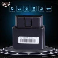 OBD GPS трекер автомобиля Устройство отслеживания автомобиля Автомобиль OBD Plug Play GPS + Beidou Диагностический инструмент Тревога Geo Real Time Tracking GPS Locator1