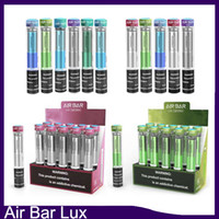 In stock!!! Air Bar Lux Disposable Device Built-in 500mah Battery 2.7ml Vape Pods 1000 puffs Dab Pen Starter Kit vs Bang xxl