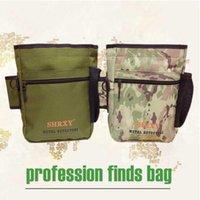 Metallerfindung Goldfitting Tasche Mehrzweck-Bagger-Beutel für Pinpointer XP-Progner-Detektor-Taillenpack-Maultierwerkzeuge BAG1