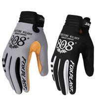 Foxplast Riding перчатки тонкие мужчины и женщины модели полноценный палец гоночные беговые перчатки для беговых кроссовок спортивный альпинизм