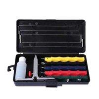 Sistema de afilador de cocina de cuchillos profesional MOLIBAO con 5 versiones de piedra para todos los sistemas de afilado de cuchillos Z25 0B1PC