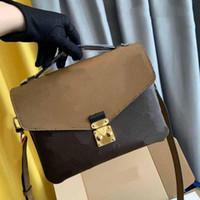 Borsa da donna Pochette Métis Crossbody Messenger Designer Borse a tracolla Borse Borse Lady Metis Lettera Borse Icon Borse M40780 M44876