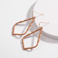 Kendra Style Sophee سبائك الإطار البيضاوي سكوت أقراط الأزياء استرخى earringsps0832