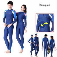 남성용 스쿠버 다이빙 슈트 여성용 Rash Guard Wetsuit 수영복 프리미엄 라이크라 UPF50 전신 발진 가드 스노클링 스쿠버 다이빙 서핑