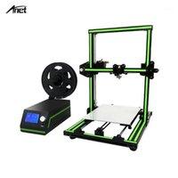 Drucker Anet E10 3D-Drucker-DIY-Kit Teilweise zusammengebaute mehrsprachige Software-Aluminiumlegierungsrahmen Super-Gebäude-Band 8GB TF-Karte1