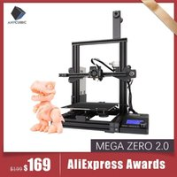 Anycubic 3D Stampante MEGA ZERO 2.0 Impresora Kit fai da te Full Metal Large Stampa Dimensioni da stampa Touch Screen LCD Filamento SD Card 3D Drucker1