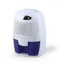 250ml / jour ménage petit déshumidificateur 100v-240v déshumidificateur seau automatique de la machine à séchage complet UE / UK / US / UR Plug1
