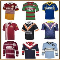 Retro Holden Blues Parramatta Aale Sea Eagles Retro Rugby Jersey Brisbane Broncos Südsydney Rabbitohs Wests Tiger Maroons Malou Haie