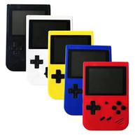 Dispositivo de juego a mano Videojuego Player Mini Games Console Children Smart Handheld Retro Nostalgia Accesorios