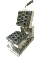 Ekmek Makineleri Maliyet 110 V 220 V Mini Karikatür Ayı Waffle Maker / Katmanlı Kek Makinesi / Mini Taiyaki Makinesi