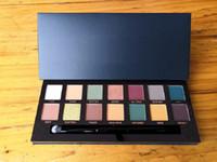 Paleta de sombra 8 edição moderna mestre macio montes fosco maquiagem olho paleta de sombra em estoque frete grátis