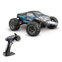 Xinlehong 1/16 2. / h ad alta velocità RC Automobili Brushless Telecomando Auto LED Light Rtr Toys LJ200919