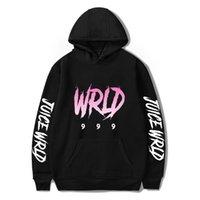 Рэпер 999 Толстовки мужчины Женщины хип-хоп Толстируты уличные одежды мода капюшон популярные пуловеры с капюшоном сока Wrld Hoody