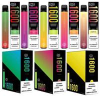 실리콘 커버 플랫 팁 퍼프 XXL 일회용 vape 펜 전자 담배 6.5ml 증기 포드 정통 보안 코드 10pcs 당 pack 퍼프 바