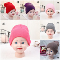 1- 5T Baby Hat Knitted Crochet Beanie Toddler Winter Warm Hat...