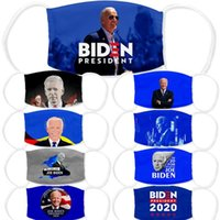 Seçim Trump Pamuk Amerika Büyük Yine Cosplay Biden Parti Yüz Maskesi Anti Toz Kirliliği Ağız Cover 100pcs T1I3006 tutun Maske