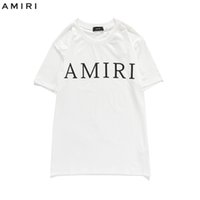 Summer Mens Donne T Shirt New Fashion Drshrsts con lettere Lettere traspirante manica corta Top con fiori Tee Shirt Wholesale