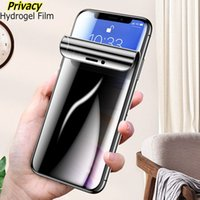 Hydrogel Film For Samsung Galaxy S20 Ultra S10 Plus Privacy ...