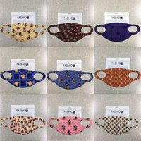 New Styles Letters Print Face Mask Fashion Mouth Face Masks ...