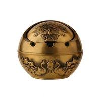 Metallpfau hochgradige Aschenbecher-Handwerk Ornamente