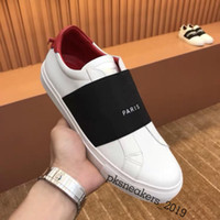 Männer Frauen Casual Schuhe Desger Platform Niedrig Top Italien Streifen Walking Sport Trainer Band Chaussures Pour Hommes