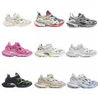 2021 High Quality Track 4.0 2.0 3.0 Sports Shoes Triple S Black Compare Sneaker Trainers Designer hommes femme  femmes baskets  chaussures balenciaga balenciaca balanciaga