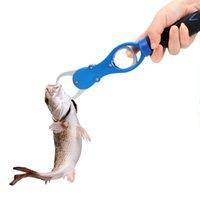 DIYWORCY outils à main Alliage d'aluminium avec 0- 16kg poissons de poisson poisson pince à crochets de pêche lèvre adhérence Y200321