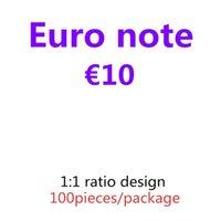 Pript Copy Party Presuctive Kids Money Monity Toys 10 PROP Paper Поддельные деньги Euro Tool Games Copy Fake Moneycollects Parts 01 OFCC