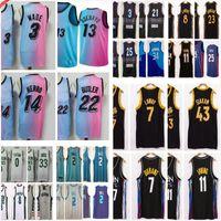 NCAA 2020 2021 Yeni Westbrook Kyle Lowry Zach Lavine Derrick Gül Pascal Siakam Butler Durant Irving Genç Embi Mens Basketbol Formaları