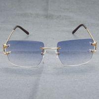 2021 Vintage Oversize Occhiali da sole Occhiali da sole Uomini Eyewear di moda da donna per la guida Party Decorazione Occhiali da sole Cornice