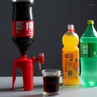 뜨거운 매직 탭 소다 코크 콜라 음료수 디스펜서 파티 홈 오피스 바 주방 거꾸로 마시는 기계 홈 gadgets1