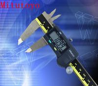 Digital-Vernier-Bremssättel mitutoyo Digital-Bremssattel 0-150 0-200 0-300 0.01mm Digimatische Bremssättel 500-196 500-197 500-173,500-196-20