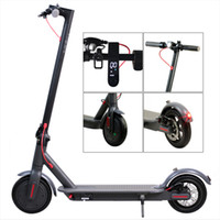 Europe Специальное предложение 250 Вт 36 В 8.5 дюйма Умный скутер Складной Стоящий Электрический Удар Скутер с Bluetooth Приложение EU Plug