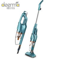 Robot dammsugare 14kpa Hem Cleaner Portable Handheld Stål Mesh Electric MOP Vaccum för soptäckning