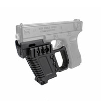 Pistola Tactical Kit Carbine Kit Magazine Quick Reload G-Series Stability Handle Foregrip for G L O C K G17 G18 G19