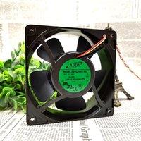 ADDA / CO-HI AD1224HX-F52 12038 24V 0.32A 3 선식 알루미늄 프레임 냉각 팬 12cm