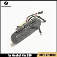 Ninebot Max G30 Kickscooter Smart Electric Scooter Skateboard Charing 포트 교체를위한 오리지널 charing 포트베이스 어셈블리