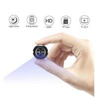 SQ6 1080P HD IP Mini Câmera de Segurança Remote Remover Surveillance Night Vision Hidden Mobile Detection Câmera1