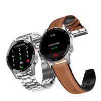 Yooon Smart 2020 Uhr Bluetooth Call Smartwatch für Männer Frauen IP68 Wasserdichte Sport Fitness Armband Band für Android Apple
