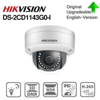 Hikvision Original DS- 2CD1143G0- I POE Camera Video Surveilla...