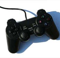 Contrôleur de jeu de forme PS2 208USB Contrôleur de câble PC Arcade Contrôleur de jeu, Accessoires de jeu
