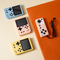 المحمولة الرجعية ألعاب الفيديو وحدة 3.0 بوصة لعبة لاعب 500 400 في 1 الألعاب الكلاسيكية مصغرة جيب gamepad للأطفال هدية