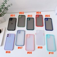 Новый IPHONE 12 12PRO 12MINA 12PROMAX замороженный чехол для защиты камеры для iPhone 11 x 6 7 8