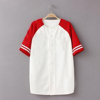 Estate Hip Hop Fashion Baseball T Shirt allentato Unisex Mens Womens Kids Tee Tops Tide Mujeres Camiseta S-3XL