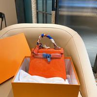 Top Ins H 2ND Generation PU Kelly Bag Alligator Luxurys Designer Taschen 2021 Hot Solds Womens Bag Designer Handtaschen Frau Taschen