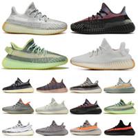 yeezy boost 350 v2 2021 Kanye Shoes Womens Mens Casual Scarpe Casual Light Holfur Yecher Cinder Earth Abez Asriel Israfil Eliada Scarpe da ginnastica Taglia 13