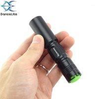 Lanternas Tochas Dancelite C3 XP-G2 R5 5W 500LM 1-Mode (On / Off) Pocket LED mini tocha (/ 14500) 1